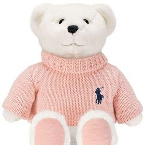 Ralph Lauren Valentine's limited edition bear